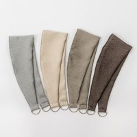 Linen Look Curtain Tiebacks  4Colors