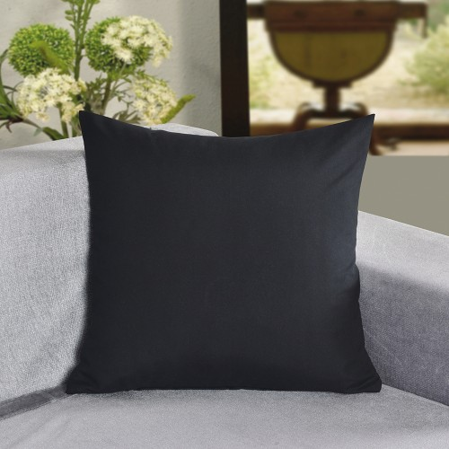 Microfiber Cushion Cover Decorative Pillow Case