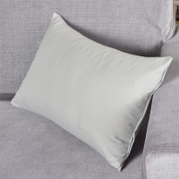 Printed Cushion Cover Decorative Pillow Case 45x45cm With Zipper 2PCS