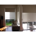 Custom Size Double Roller Blind 5 Colors
