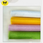 Organza Fabric Rolles  27mx75m Green