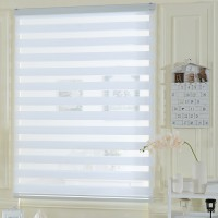 Double Striped Zebra Roller Blind